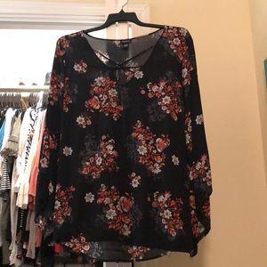 Torrid blouse sz 2